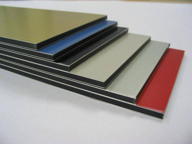 tấm ốp nhôm nhựa Aluminium chất lượng